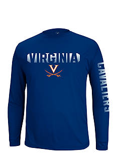 J. America Virginia Cavaliers Long Sleeve Tee