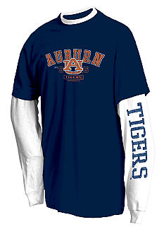 J. America Auburn Tigers T-Shirt Set