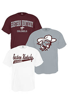 J. America Eastern Kentucky Colonels Triple Tee Pack