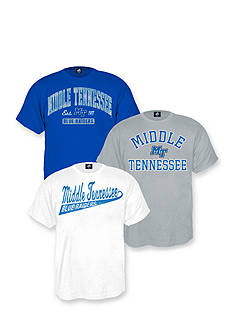 J. America Middle Tennessee State Blue Raiders Triple Tee Pack