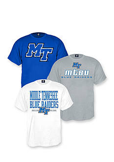 J. America Middle Tennessee State Blue Raiders State Triple Tee Pack