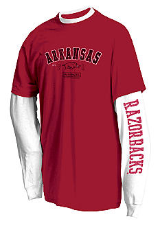J. America Arkansas Razorbacks T-Shirt Set