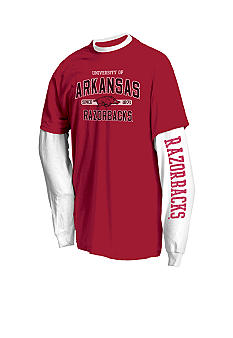 J. America Arkansas Razorbacks 2Pk Tees