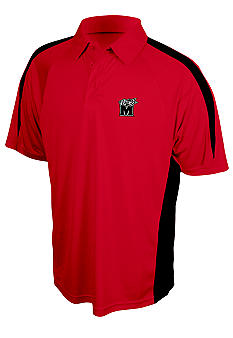 J. America Maryland Terrapins Poly Polo
