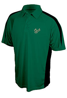 J. America South Florida Bulls Poly Polo