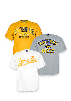 J. America Southern Miss Golden Eagles Triple Tee Pack