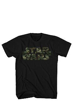 Mad Engine Camo Star Wars Tee