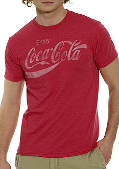 New World Sales Enjoy Coke Graphic Tee