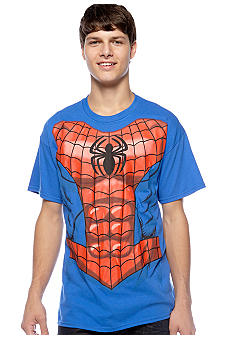 Mad Engine Spiderman Costume Tee