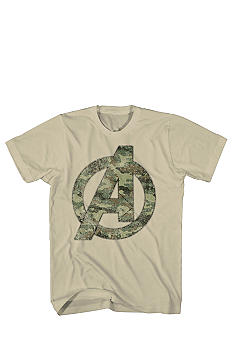 Mad Engine Camo Avengers Tee