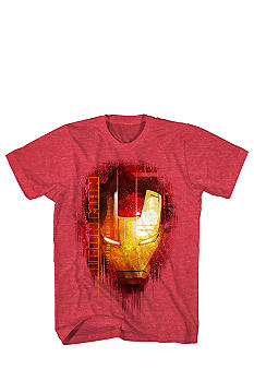 Mad Engine Ironman Gold Face Tee