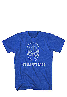 Mad Engine Spidey Happy Face Tee