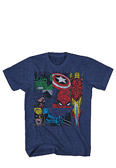 Mad Engine Trend Up Marvel Tee