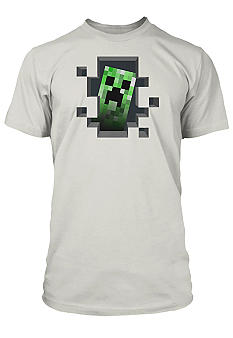 New World Sales Minecraft Creeper Tee