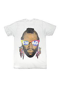New World Sales Mr. T Swag Tee