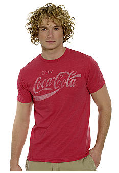 New World Sales Enjoy Coca Cola Screen Tee