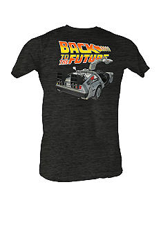 New World Sales Back To Future Graphic Tee