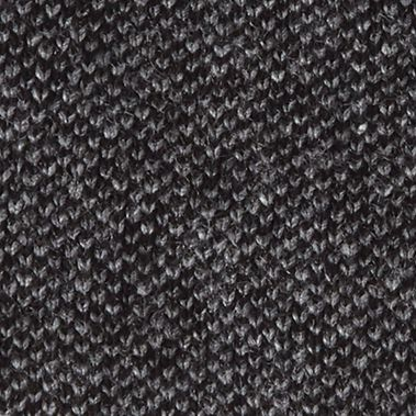 Perry Ellis: Black Perry Ellis Multi Pattern Knit Beanie Cap