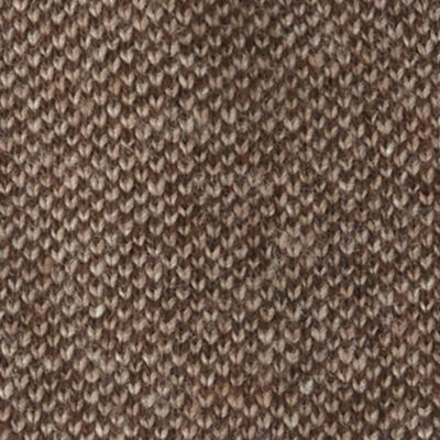 Guys Accessories: Cold Weather: Brown Perry Ellis Multi Pattern Knit Beanie Cap
