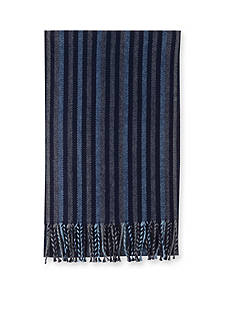 Perry Ellis Multistriped Woven Scarf