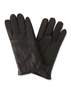 Perry Ellis Leather Gloves