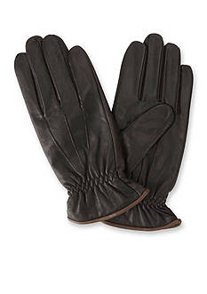 Perry Ellis Men's Kidskin Gloves