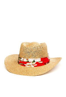 Saddlebred Seagrass Straw Hat