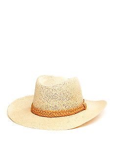 Saddlebred Toyo Straw Hat