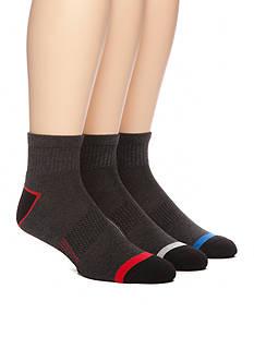 SB Tech Ultra-Performance Quarter Socks - 3 Pack