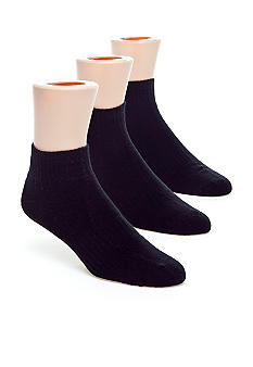 SB TECH 3-Pack Quarter Athletic Socks