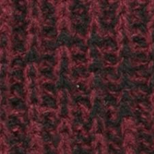 Guys Accessories: Cold Weather: Wine Saddlebred Slouchy Marbled Knit Beanie