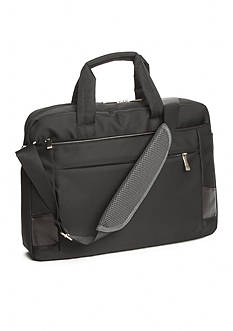 Saddlebred Nylon Laptop Briefcase