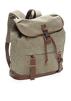 Saddlebred Canvas Cargo Backpack