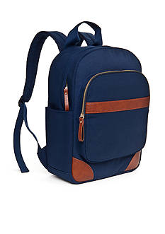 Saddlebred Canvas Backpack