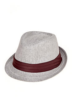 Saddlebred Fedora with Thin Band