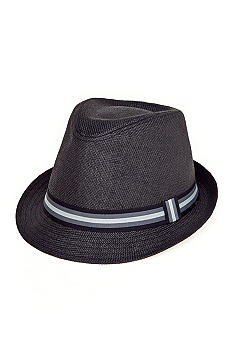 Saddlebred Fedora with Stripe Band