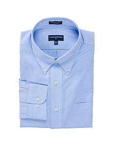 Saddlebred Big & Tall Button Down Expand A Collar Dress Shirt