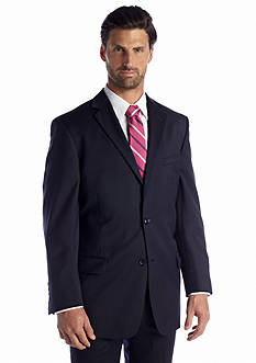 Palm Beach Classic Fit Bishop Navy Suit Separate Coat