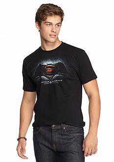 BioWorld Batman V Superman™ Movie Logo Graphic Tee