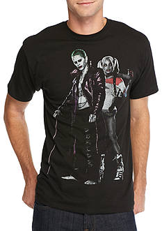 BioWorld Suicide Squad Duo Graphic Tee