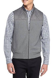 Michael Kors Quilted Knit Vest