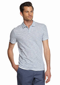 Michael Kors Mini Mariner Open Polo Shirt