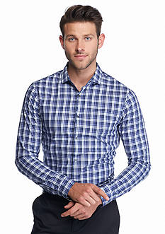 Michael Kors Slim Fit Alex Plaid Shirt