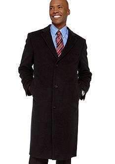 Lauren Ralph Lauren Tailored Clothing Full Length Topcoat