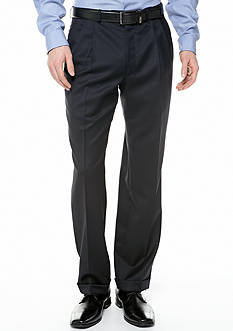 Lauren Ralph Lauren Tailored Clothing Navy Suit Separate Pants