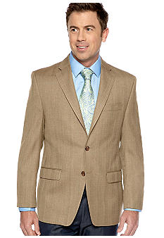 Lauren Ralph Lauren Tailored Clothing Tic Windowpane Sportcoat