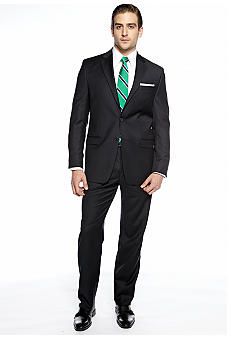 Lauren Ralph Lauren Tailored Clothing Navy Suit