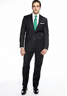 Lauren Ralph Lauren Tailored Clothing Classic Fit Navy Suit