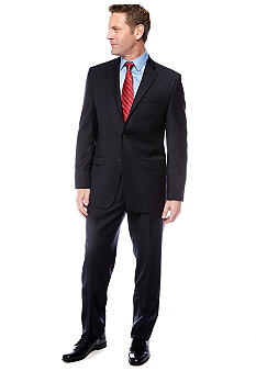 Lauren Ralph Lauren Tailored Clothing Total Comfort Suit