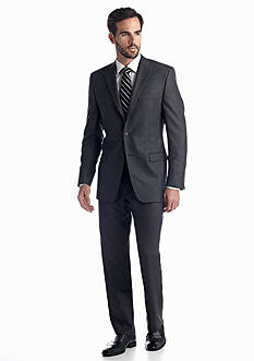 Lauren Ralph Lauren Tailored Clothing Classic Fit Charcoal Suit